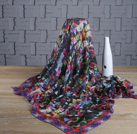 Screen Print Modal Scarf