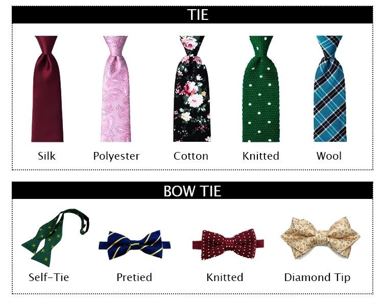 Private Label Silk Ties with Animal-5