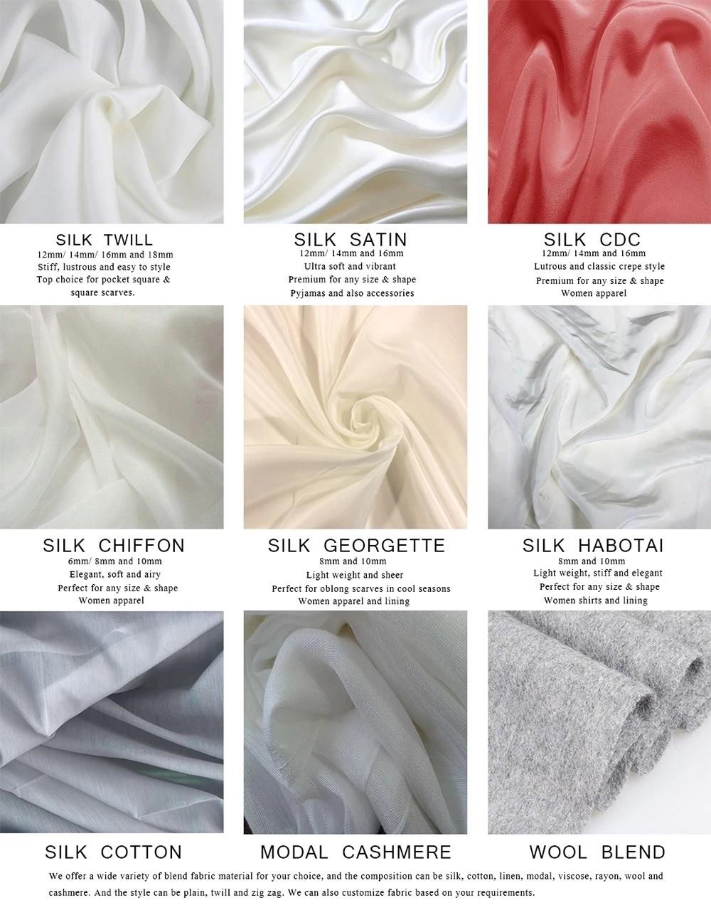 Cheap Long Silk Scarves for Ladies-5