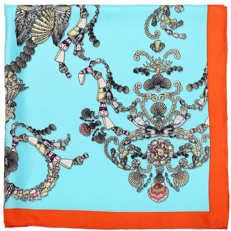 Custom Silk Scarves