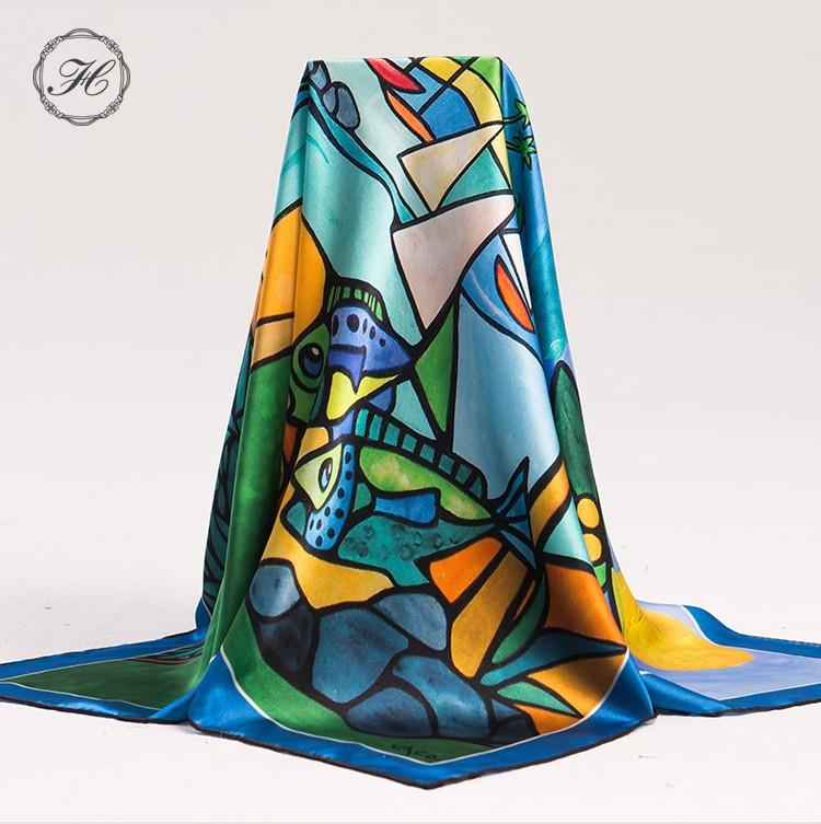 Luxury Corporate Gifts Silk Scarves