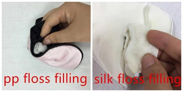 Silk Filling Eye Mask Sleep