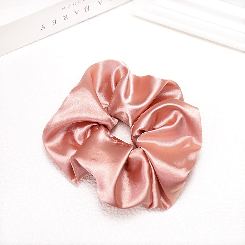 Elastic Silk Hair Bands