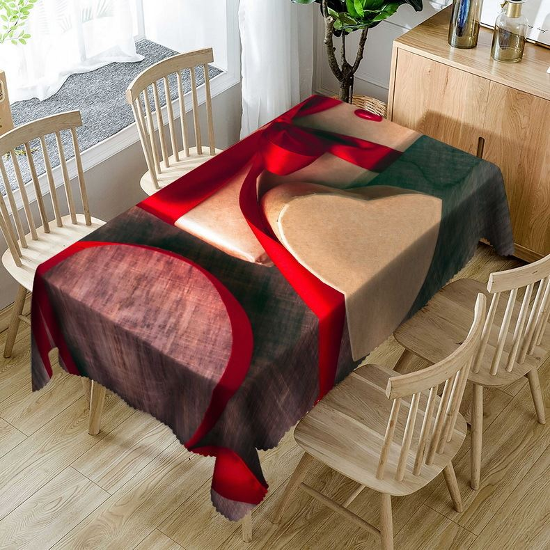 Custom Print Table Cover-4