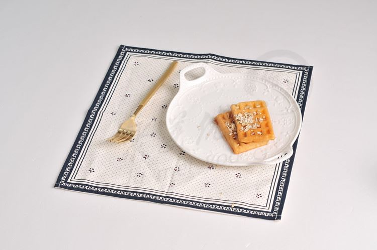 Cotton Table Mat for Dining Room-3