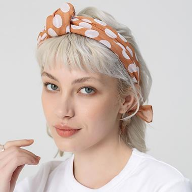 Silk Scarf for Hair