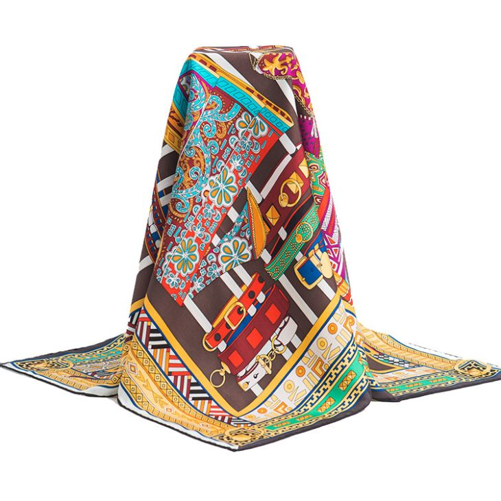 Upscale Silk Scarves