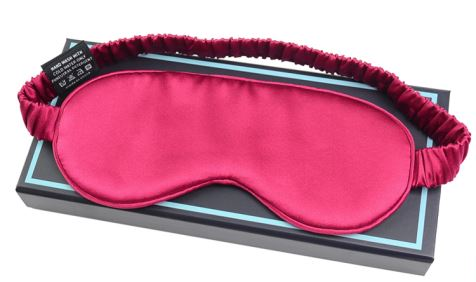 100% Silk Eye Mask For Ladies