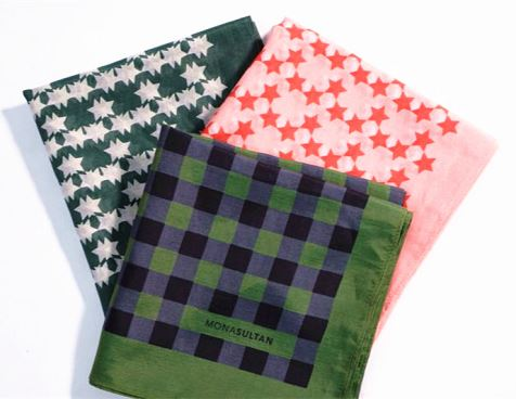 Pure Cotton Kerchief for Ladies