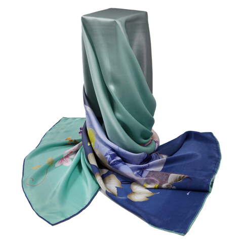 Silk Feeling Satin Hijab