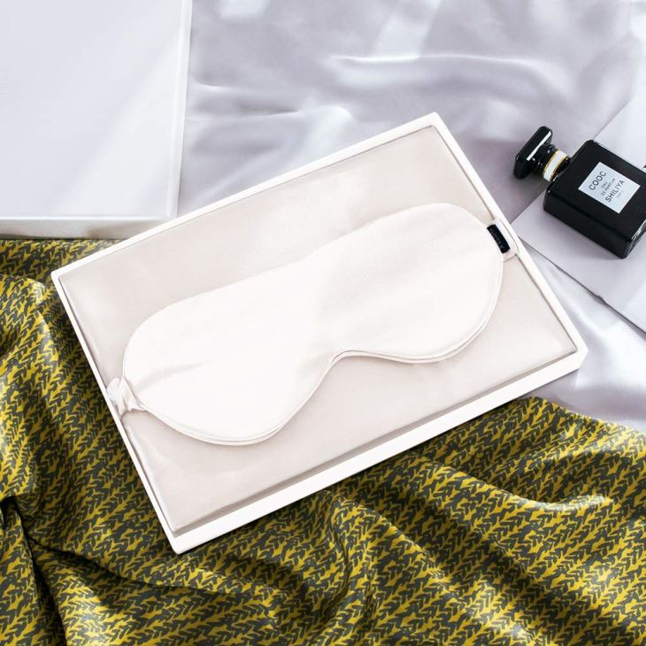 22MM Silk Satin Eye Mask