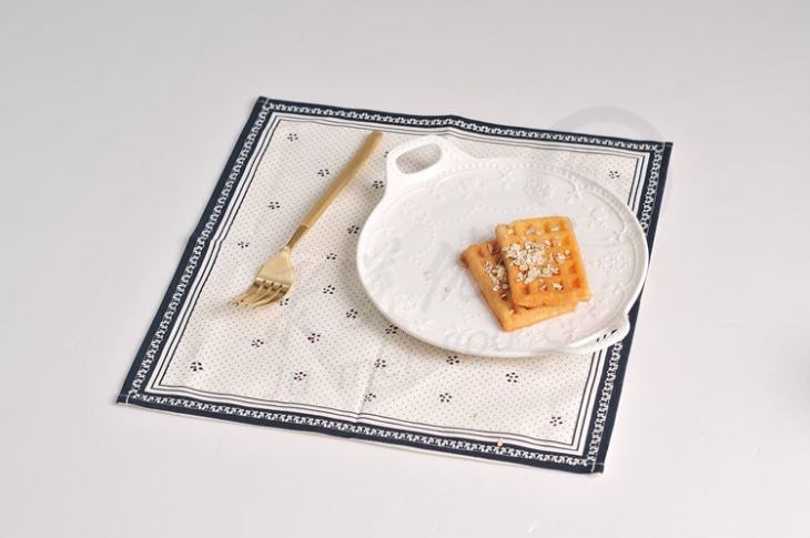 Cotton Table Mat For Dining Room
