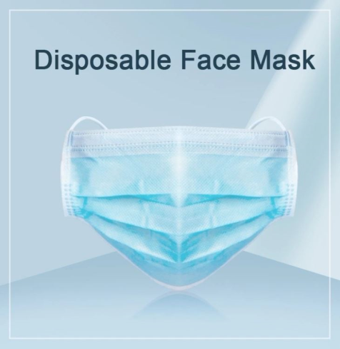 Protective Mask Dustproof Cover