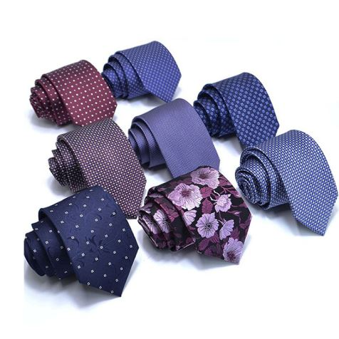Customised Logo Silk Corporate Neckties